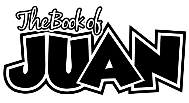 Book of Juan Logo